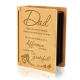 Dad, You Make A Difference Wooden Photo Album