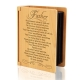 A Quality Man Wooden Album