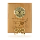 My Unforgettable Love Wooden Plaque With Clock