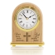 Don't Worry About Tomorrow Wooden Desk Clock