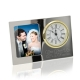 Our Love is Timeless Picture Frame with Clock
