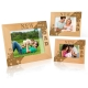 New Dad Wooden Picture Frame