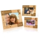 Mommy & Me with Hearts Wooden Picture Frame