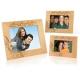 A Life of Laughter & Love Wooden Picture Frame