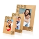 Hibiscus Love Wooden Picture Frame
