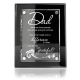 Dad, You Make A Difference Piano Keepsake Plaque