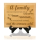 What Makes a Family Wooden Plaque