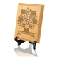 The Tree Of Love Wooden Plaque